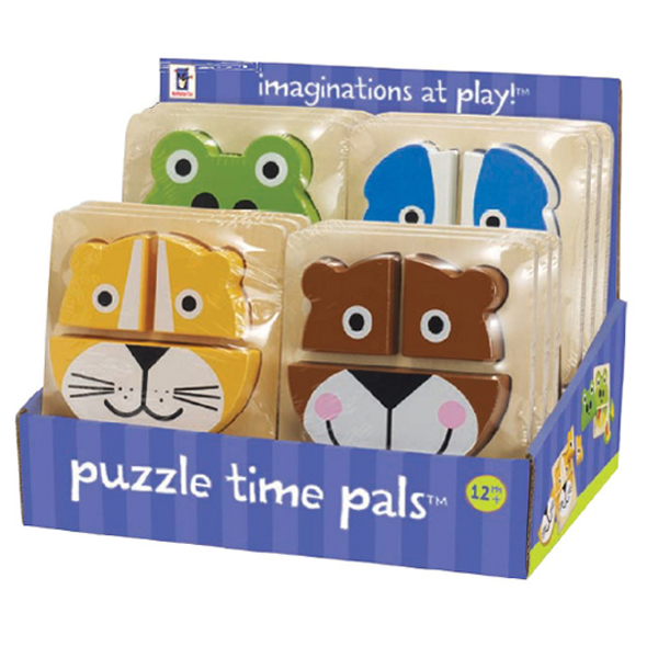 Puzzle Time Assortment & Display