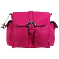 DOUBLE-DUTY-BAG   Fuchsia